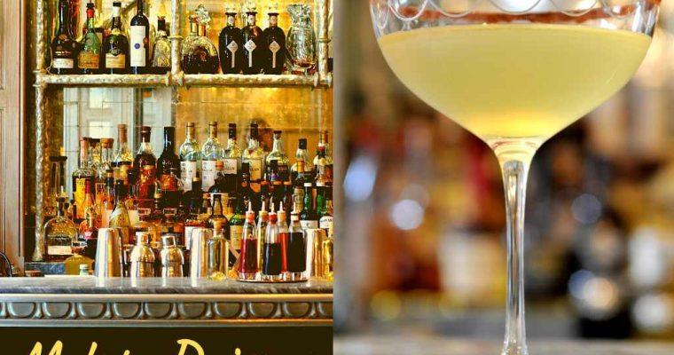 Mulata Daisy, Connaught Bar by Ago Perrone – Cocktail Recipe