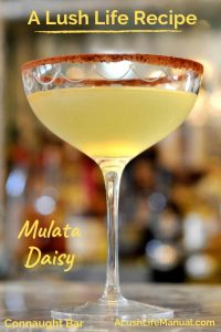 Mulata Daisy, Connaught Bar, London - Pinterest