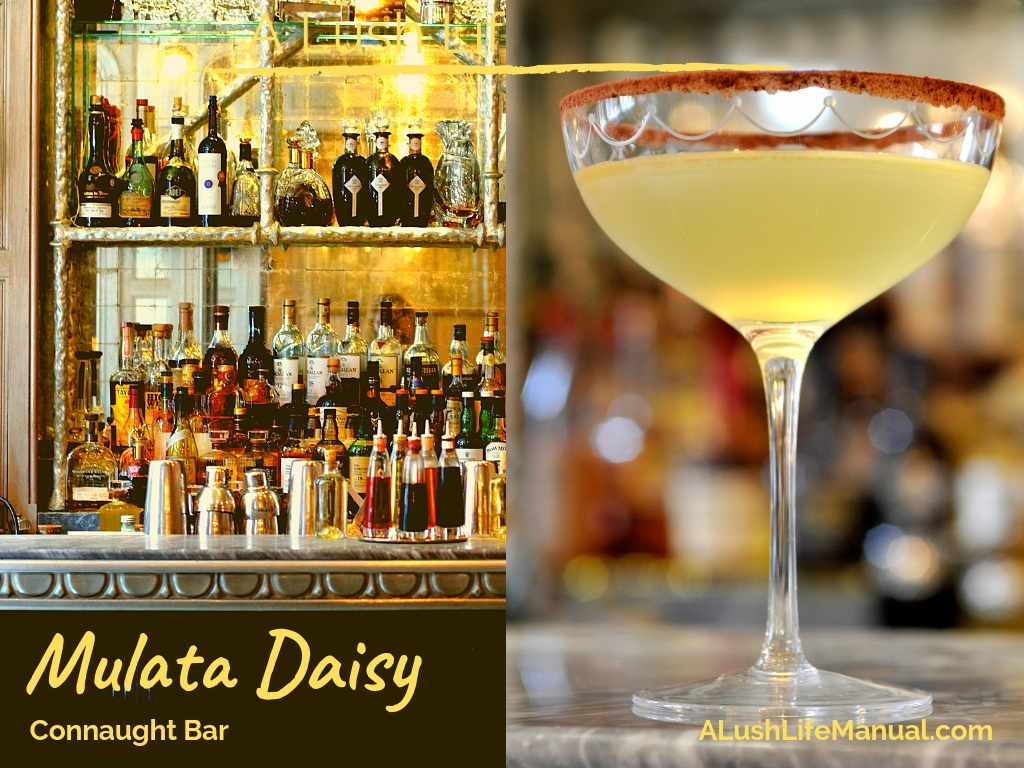 Mulata Daisy, Connaught Bar by Ago Perrone – Cocktail Recipe