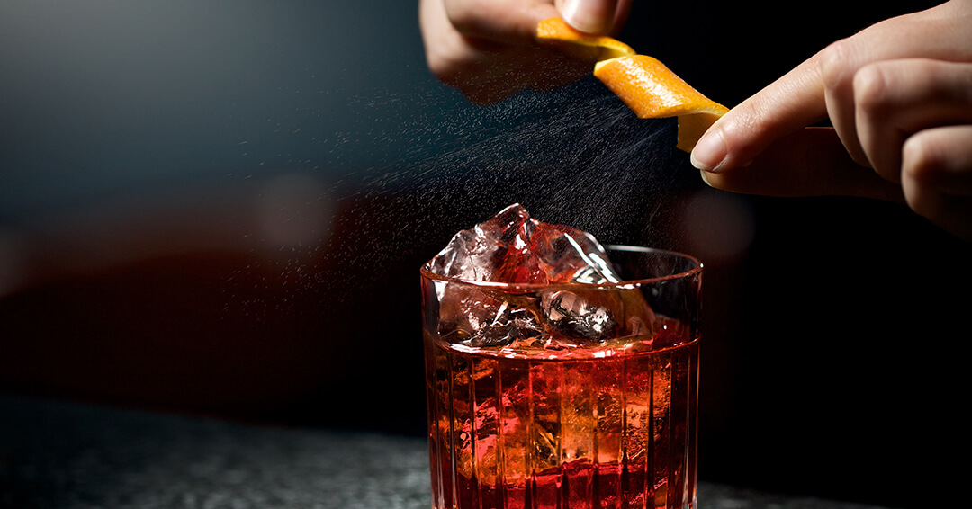 CAMPARI launches N100: Cheers to the Count across the UK to mark the ever-popular negroni cocktail's 100th birthday
