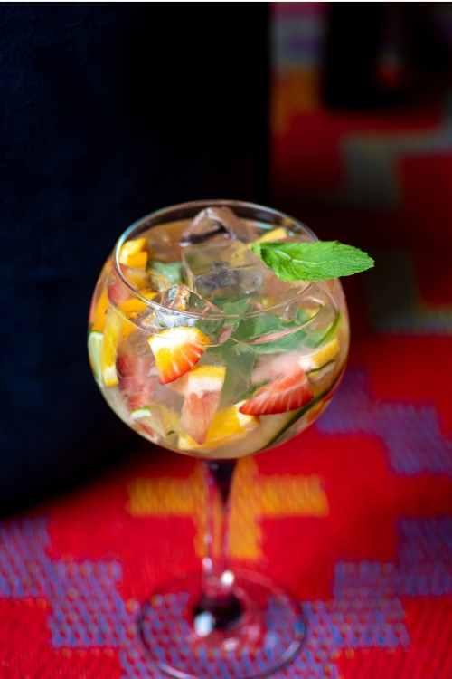 Our Fruit Salad GnT – Cocktail Recipe