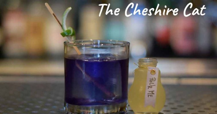 How to Make The Cheshire Cat