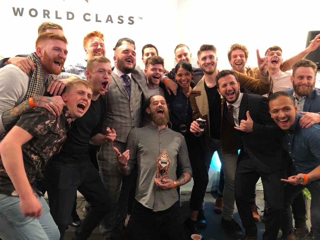 Cameron Attfield named Diageo Reserve World Class GB Bartender of the Year 2019