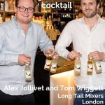Alex Jollivet and Tom Wiggett, Long Tail Mixers, London - Pinterest