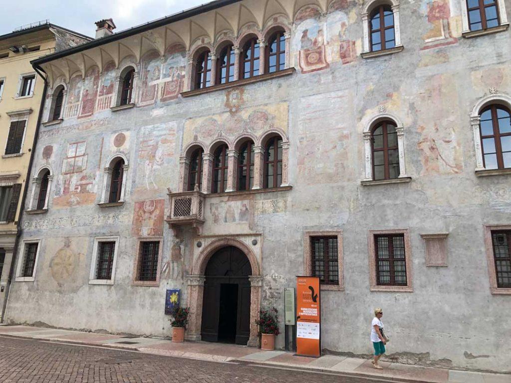 Drinking in Trentino - Piazza Roccabruna