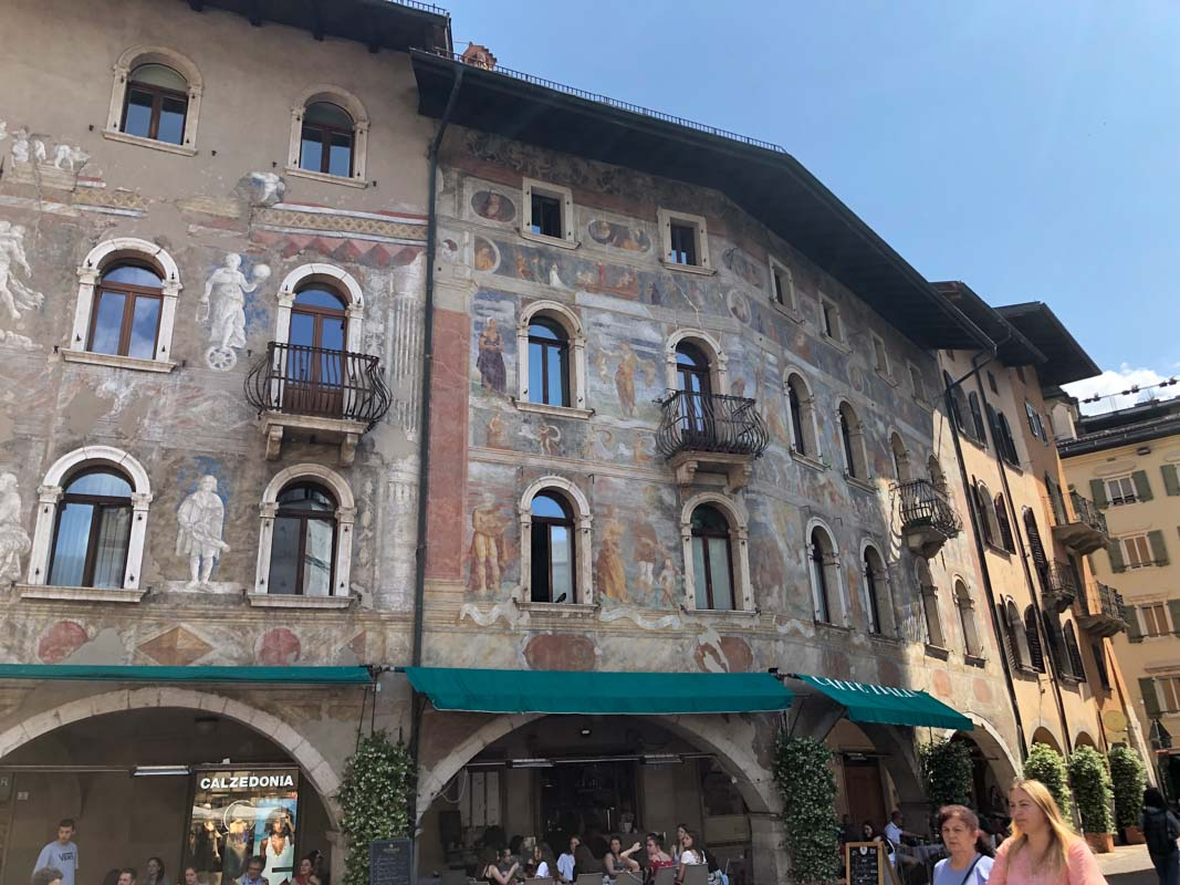 Drinking in Trentino - Trento