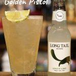 Golden Pistol, Long Tail Mixers, London - pinterest