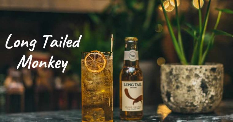 Long Tailed Monkey by Long Tail Mixers – Cocktail Recipe