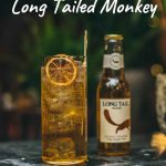 Long Tailed Monkey, Long Tail Mixers, London - pinterest