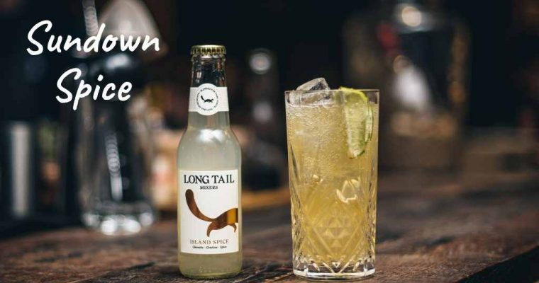 Sundown Spice by Long Tail Mixers – Cocktail Recipe