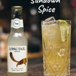 Sundown Spice, Long Tail Mixers, London - pinterest