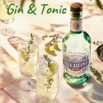Villa Ascenti Gin & Tonic, VIlla Ascenti Gin, London - pinterest