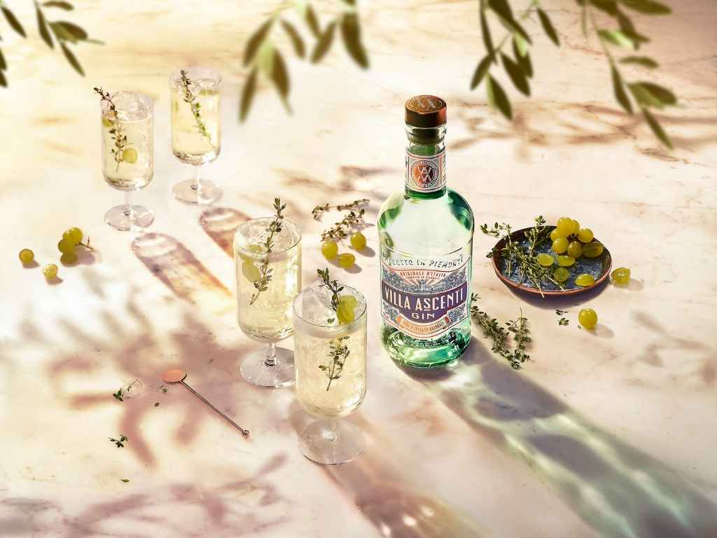 Villa Ascenti & Tonic – Cocktail Recipe