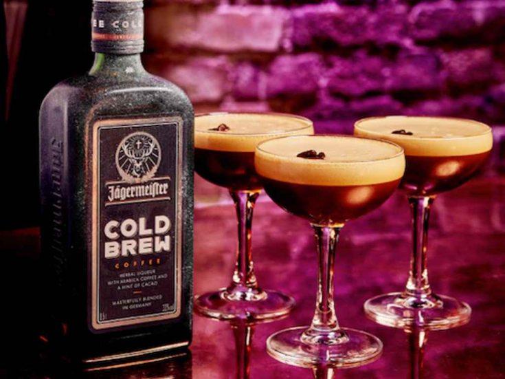 Jägermeister Espresso Martini