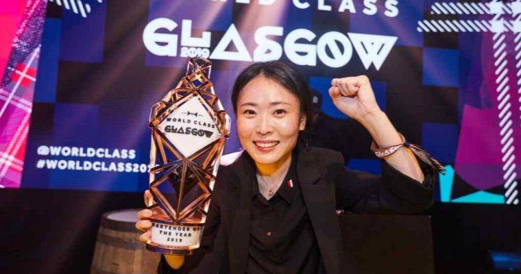 Singapore's Bannie Kang Takes Top Spot At Diageo Reserve's World Class Global Bartender Of The Year Finals 2019