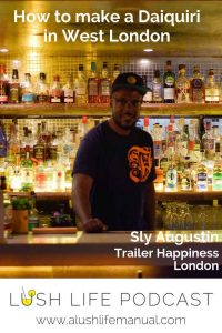 Sly Augustin, Trailer Happiness, London - Pinterest