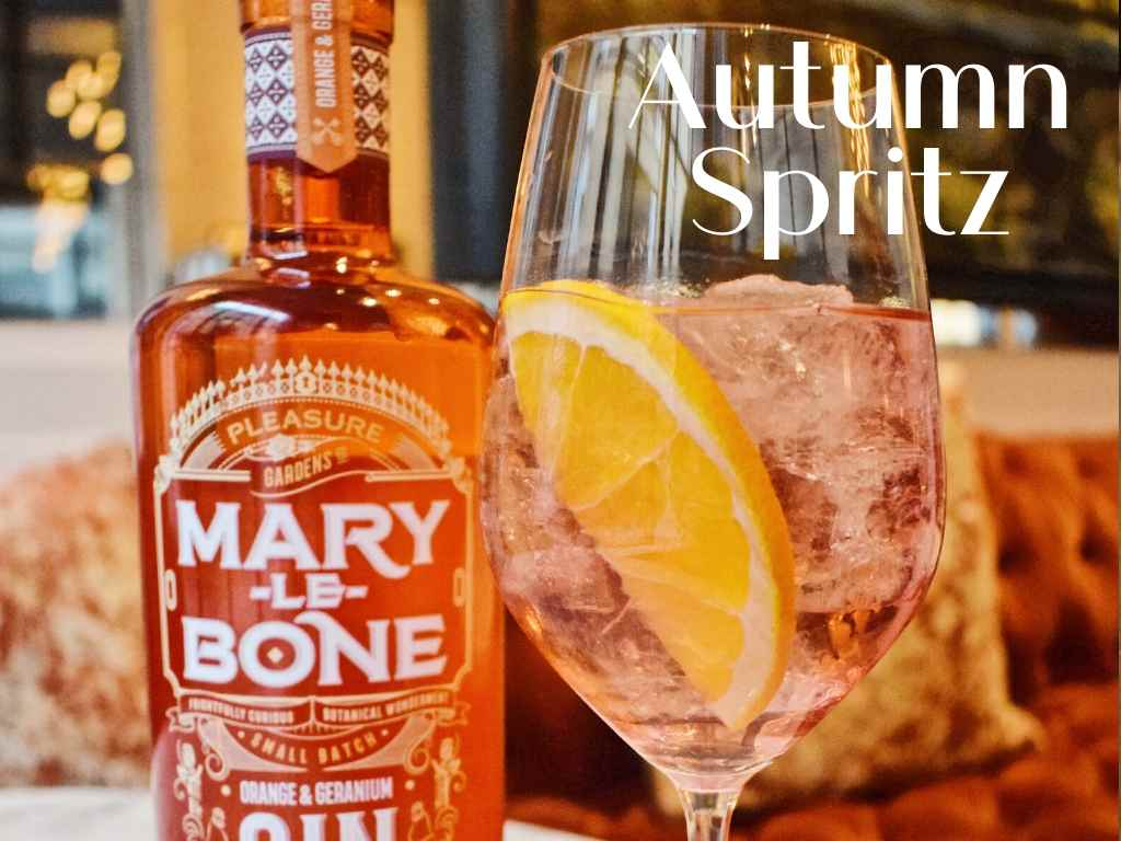 How to Make the Mary-Le-Bone Gin