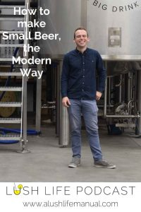 Felix James, Small Beer Brew Co, London - Pinterest