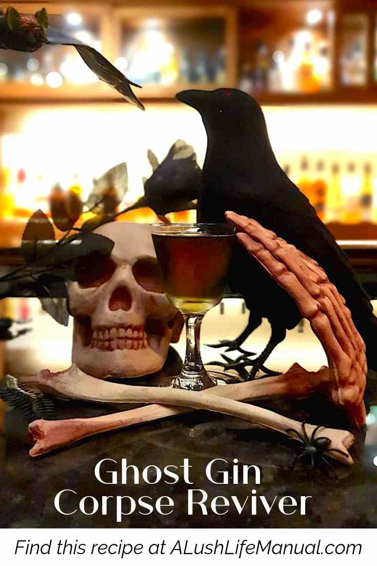 Ghost Gin Corpse Reviver - Pinterest