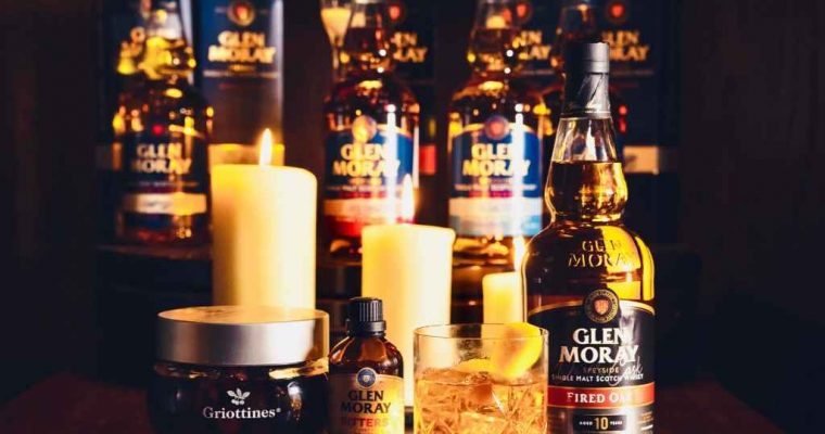 Glen Moray celebrates Old Fashioned Week with five new Old Fashioned cocktail recipes
