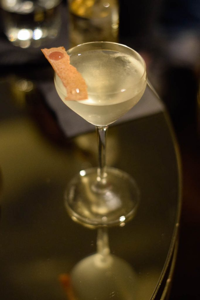 Lyaness - The Cereal Martini