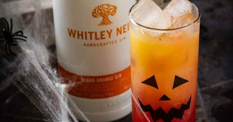 The Blood Festby Whitley Neill Gin – Cocktail Recipe
