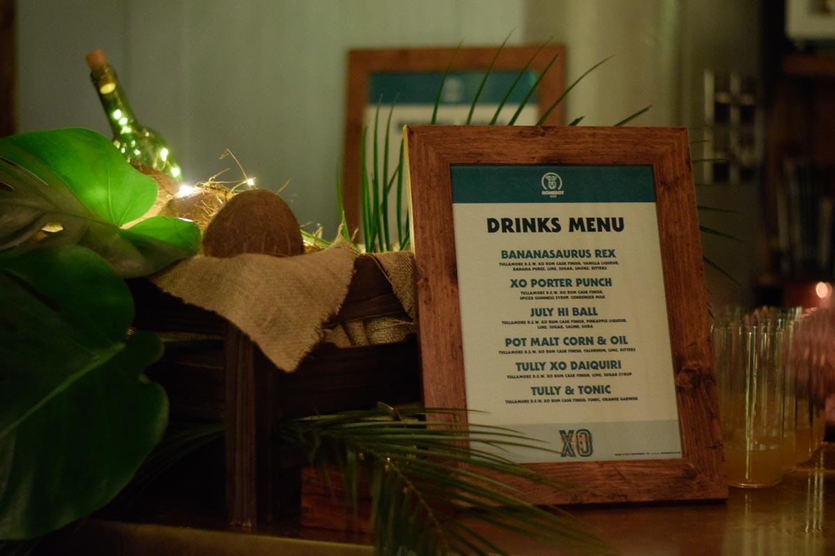 Tullamore DEW cocktails