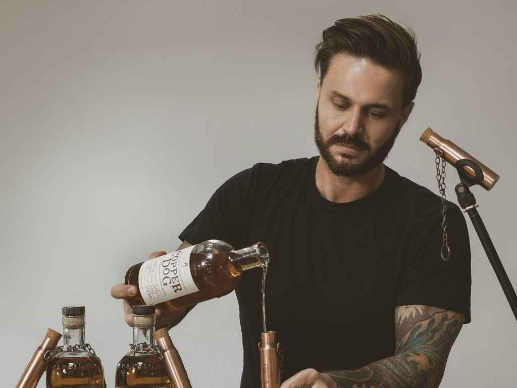 Diageo Reserve Appoints Andy Huntley as GB Brand Ambassador for Copper Dog Whisky – Exciting News!!