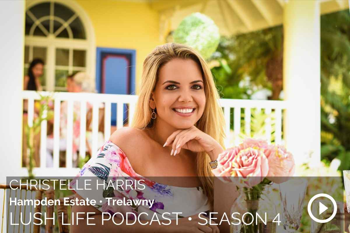 Lush Life Podcast Transcripts: Christelle Harris – How to Make Funky Rum in Jamaica (#135)