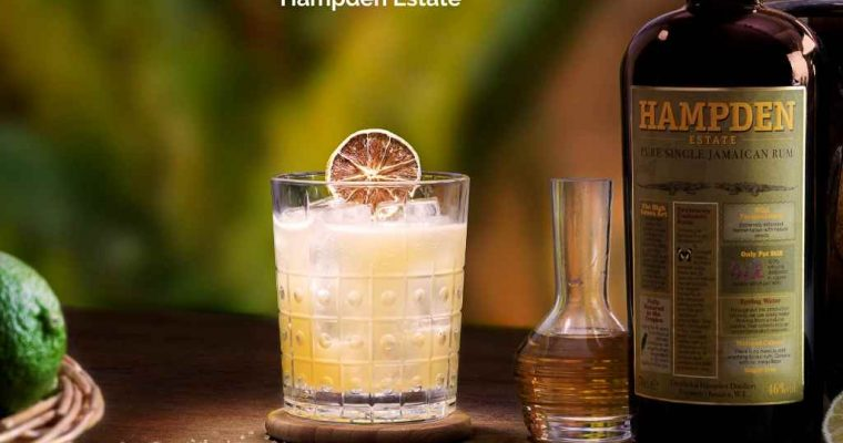 Hampden Sour, Hampden Estate – Cocktail Recipe