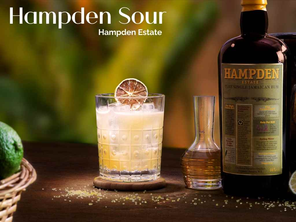 How to Make the Hampden Sour
