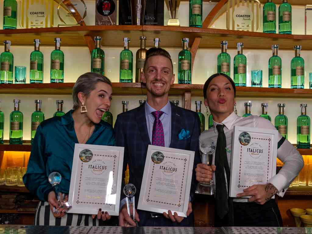 Selia Bugallo Is Announced as the Winner Of The Global Art Of Italicus® Aperitivo Challenge 2019