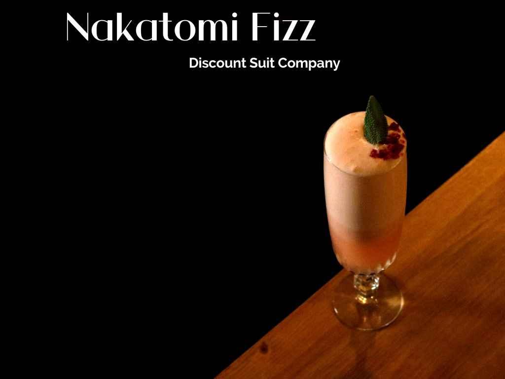 Nakatomi Fizz, Discount Suit Company