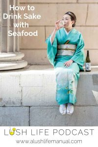 Satomi Dosseur, Sake Sommelier, London - Pinterest