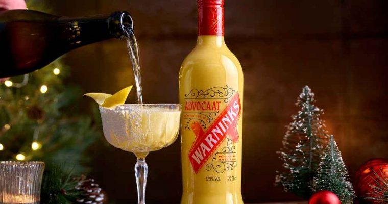 Snowball Fizz Cocktail Recipe by Warnicks Advocaat