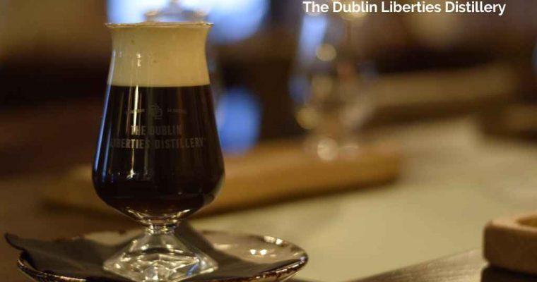 How to Make the Dublin Liberties Irish Coffee