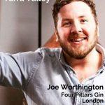 Joe Worthington, Four Pillars Gin, London - Pinterest