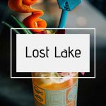 Lost Lake, Gin Cocktail Recipe 1