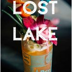 Lost Lake, Rum Cocktail Recipe