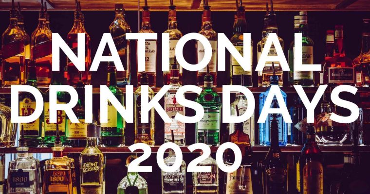 National Drinks Days 2020