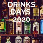 National Drinks Days - Pinterest