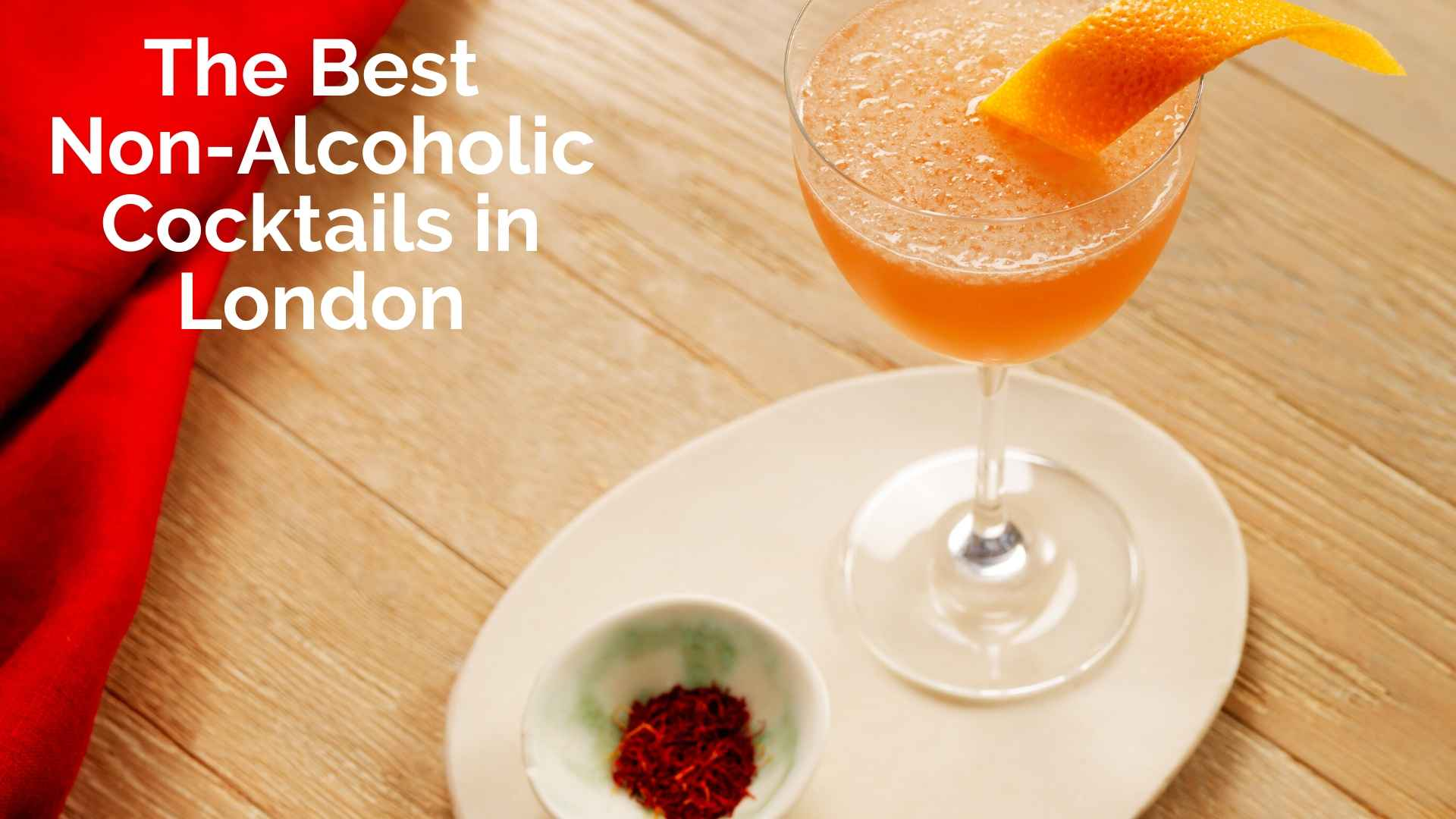 SITE - The Best Non-Alcoholic Cocktails in London