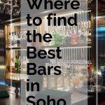 The Best Bars in Soho, London