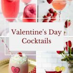 Valentine's Day Cocktails - pinterest