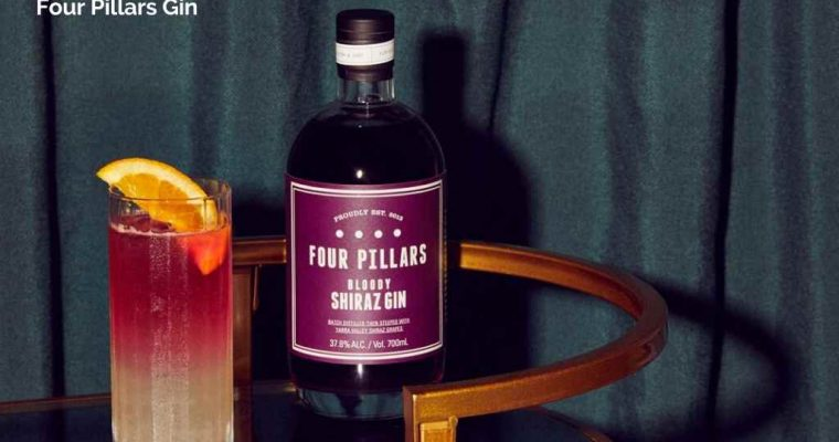 How to make the Four Pillars Gin Who Shot Tom Collins