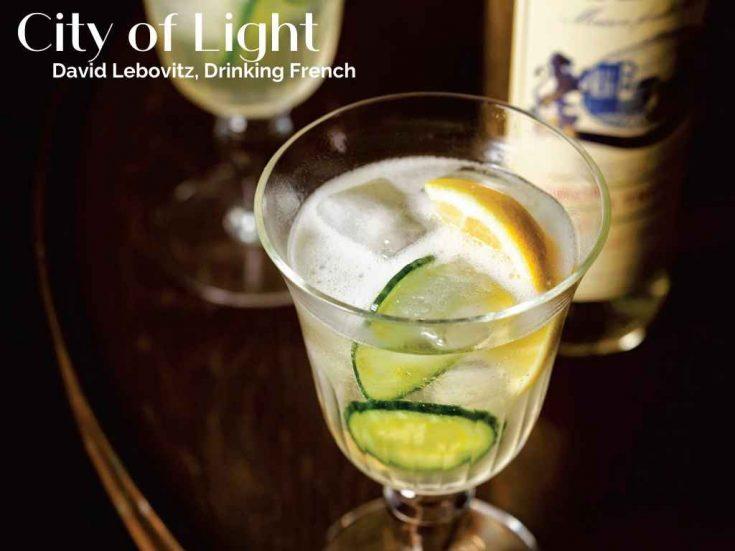 City of Light by David Lebovitz, Drinking French