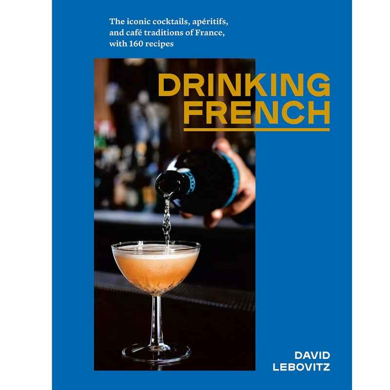 Drinking French, Book