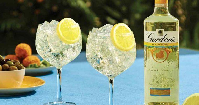 How to serve the perfect Gordon's Sicilian Lemon & Tonic
