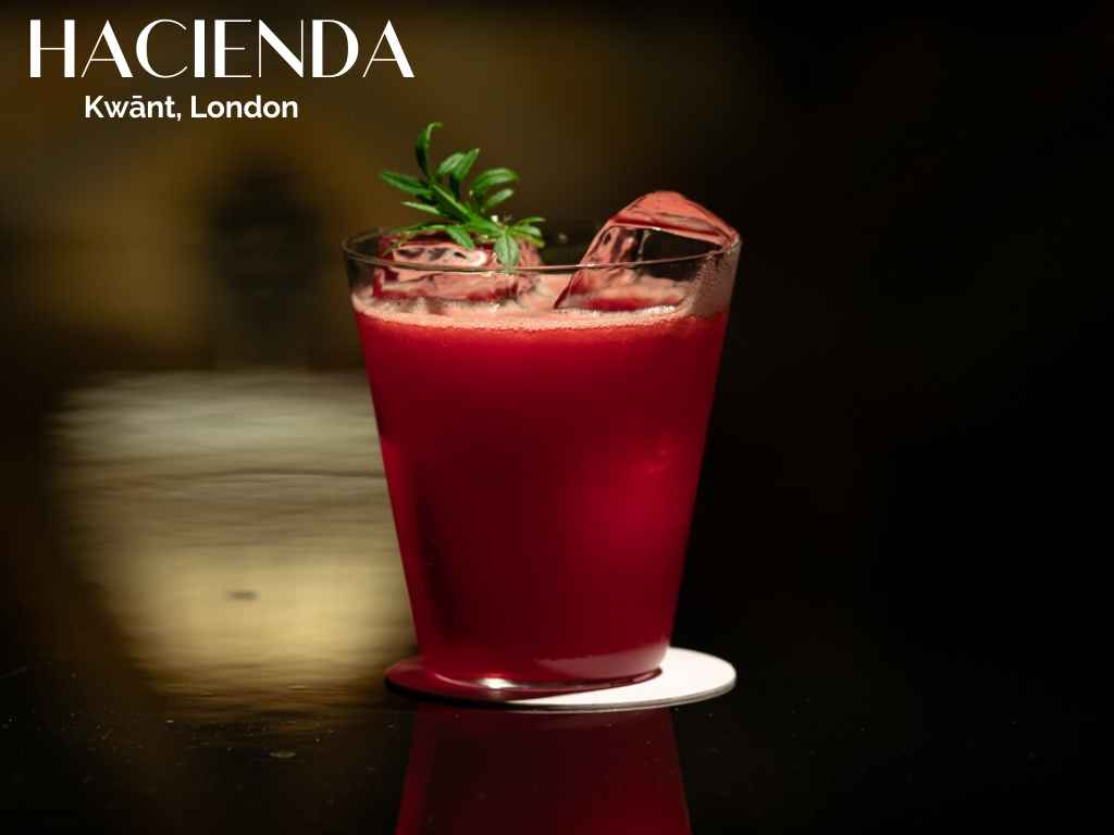 How to Make the Hacienda by Kwānt – Cocktail Recipe