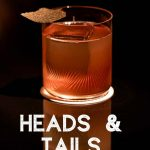 Heads & Tails - Cocktail Recipe - Pinterest 4